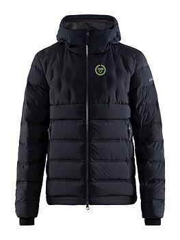 En Svensk Klassiker,ADV Classic Down Jacket, herrmodell(CRAFT) m broderad logo