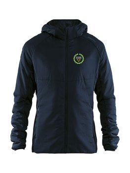 En Svensk Klassiker, Light  padded jacket herr (Craft) m.broderad logo.