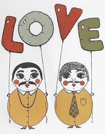 TRÖJA – LOVE