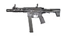 ICS CXP MARS PDW9 black