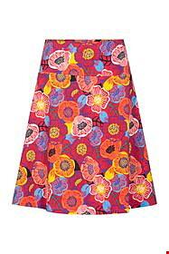 Skirt a-line flower