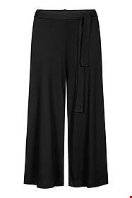 Culotte black pants