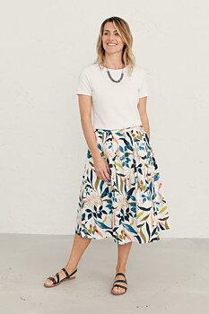 Perpitch skirt garden mix