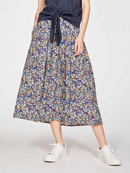 Elsie Pleat Skirt
