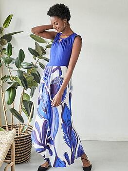 Natalia Wrap Dress