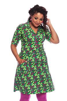 Monica klänning Goseberry