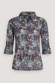 Larissa shirt Painterly Planting Mix