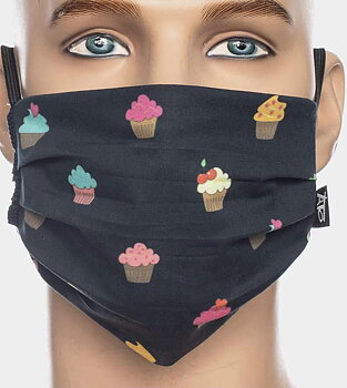 Facemask icecream