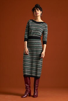 Audrey dress midi Taboo