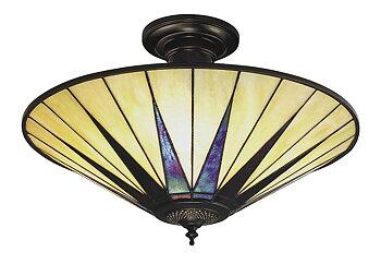 Loftlampe Star Ø 49cm