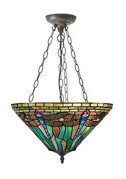 Ceiling lamp Dragonfly Azure Ø 41cm