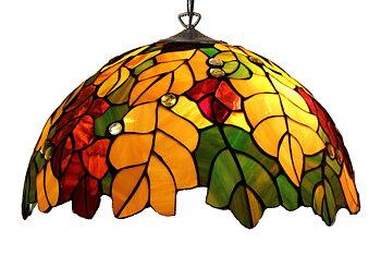 Loftlampe Oak Ø 50cm