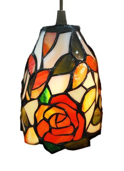 Vindueslampe Rose