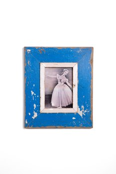FRAME A5 - Medium blue