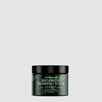Botanical Shampoo Scrub 200ml