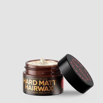 Hard Matt Wax 100ml