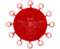 Trident 180 - Red