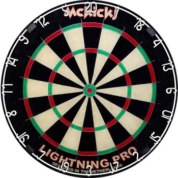 McKicks Dartoard Lightning Pro
