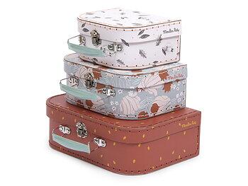 Suitcase set 'Après la Pluie'