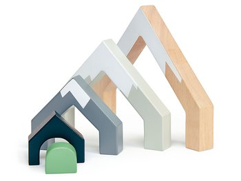 Train set accessories Mountains