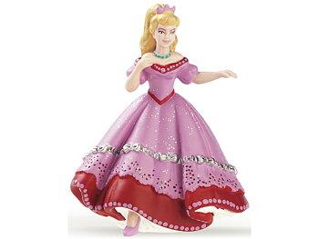 Prinsessa dansande rosa