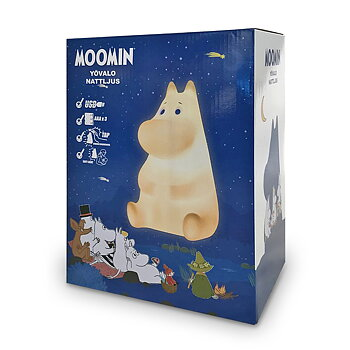 Nightlight Moomin large
