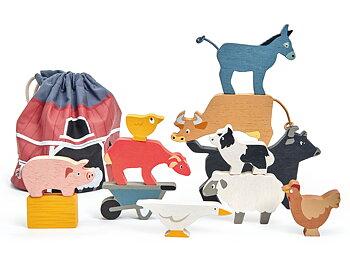 Balancing game 'Farm'
