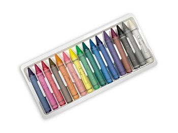 Wax crayons Moomin jumbo