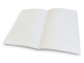 Notebook Little My A5 assorted