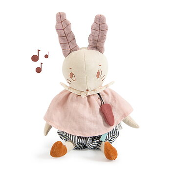 Musical animals rabbit Apres la Pluie soft