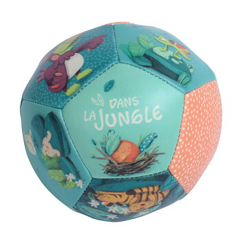 Ball soft Dans la Jungle
