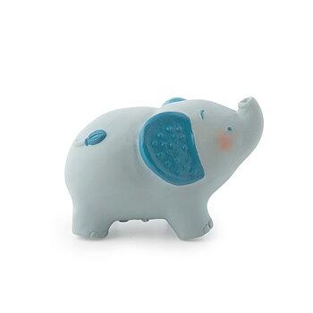 Elefant i gummi