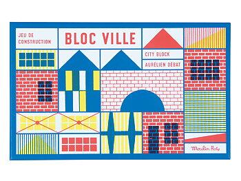Blocks set Dans la Ville large