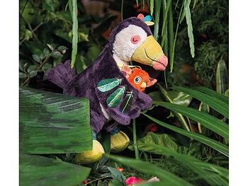 Snutte fågel Dans la Jungle med bitring