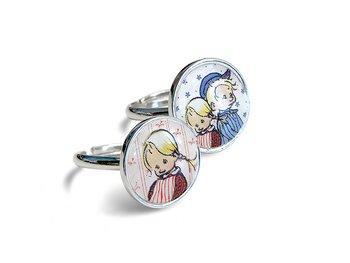 Rings Emil & Ida
