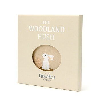 Fabric book Woodland hush