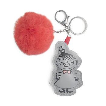 Keychain reflector Little My