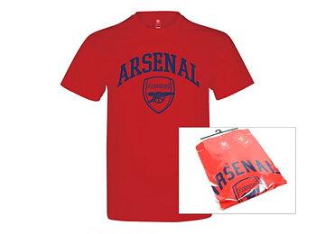 Arsenal t-skjorte (Voksen)