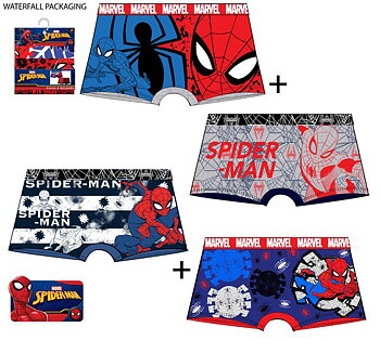 Spiderman boxer 2 pkn