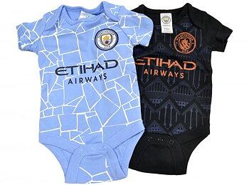 Manchester City Baby-Body 2 pkn