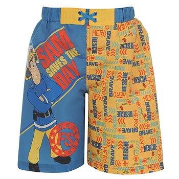Brannmann sam shorts