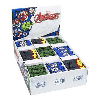 Avengers strømper 1 par