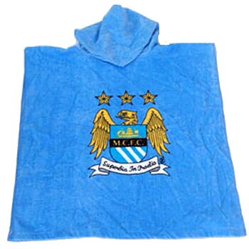 Manchester City Poncho