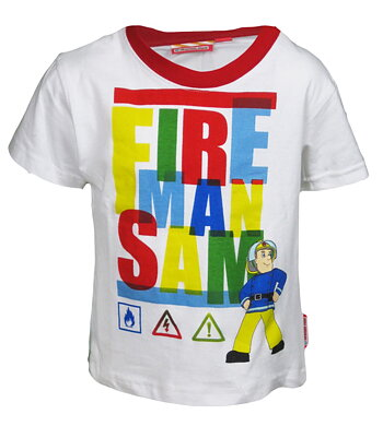 Brannmann Sam t-skjorte