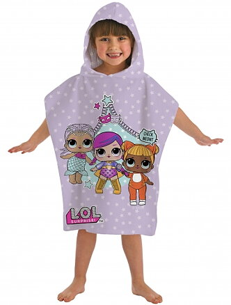 L.O.L Surprise poncho