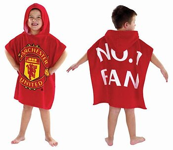 Manchester United Poncho