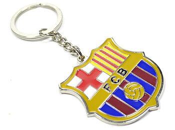 Barcelona nøkkelring