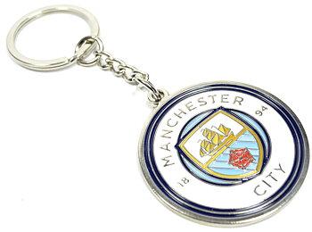 Manchester City nøkkelring