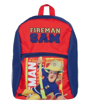 Brannman Sam ryggekk