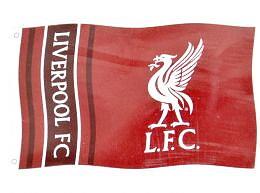 Liverpool Flagg 150 x 90 cm
